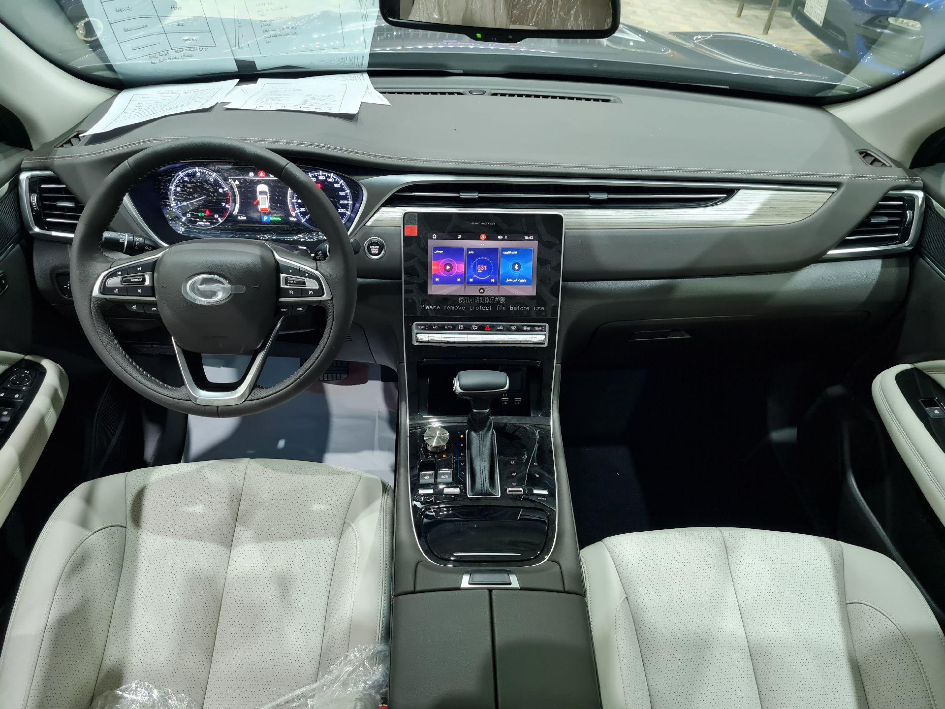 جي أيه سي GS5 فل  2021 سعودي جديد للبيع في الرياض - السعودية - صورة كبيرة - 8