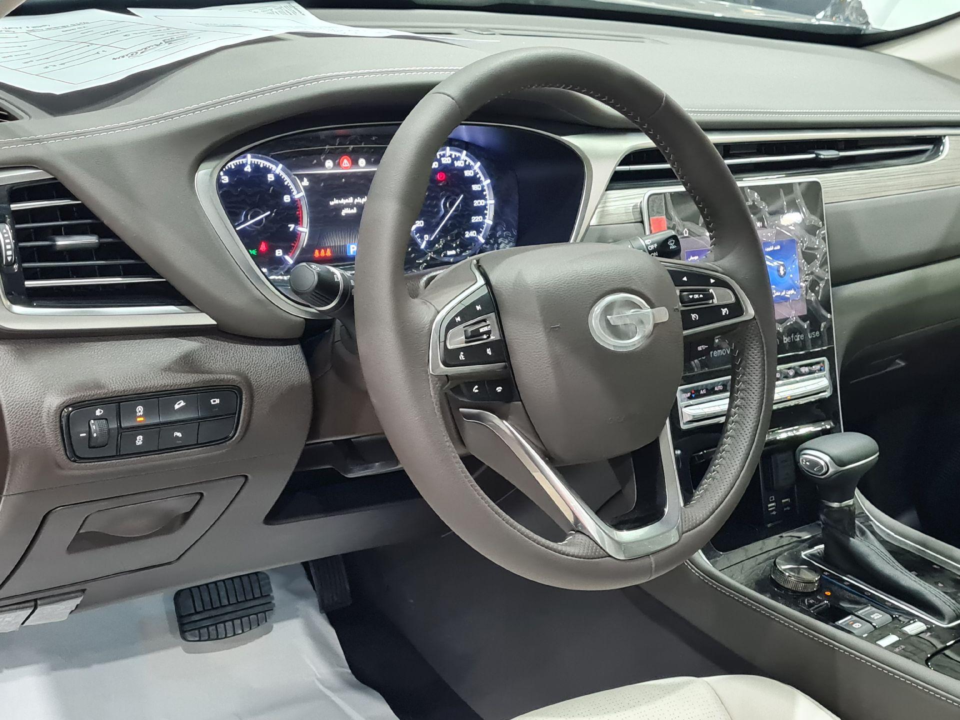 جي أيه سي GS5 فل  2021 سعودي جديد للبيع في الرياض - السعودية - صورة كبيرة - 17