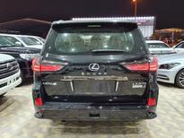 لكزس LX 570 Black Ed.فل 2021 دبل خليجي جديد للبيع في الرياض - السعودية - صورة صغيرة - 5