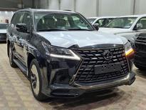 لكزس LX 570 Black Ed.فل 2021 دبل خليجي جديد للبيع في الرياض - السعودية - صورة صغيرة - 7
