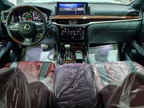 لكزس LX 570 Black Ed.فل 2021 دبل خليجي جديد للبيع في الرياض - السعودية - صورة صغيرة - 15