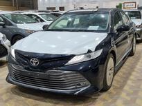 مباع - تويوتا كامري Limited فل 2020 خليجي جديد للبيع في الرياض - السعودية - صورة صغيرة - 1