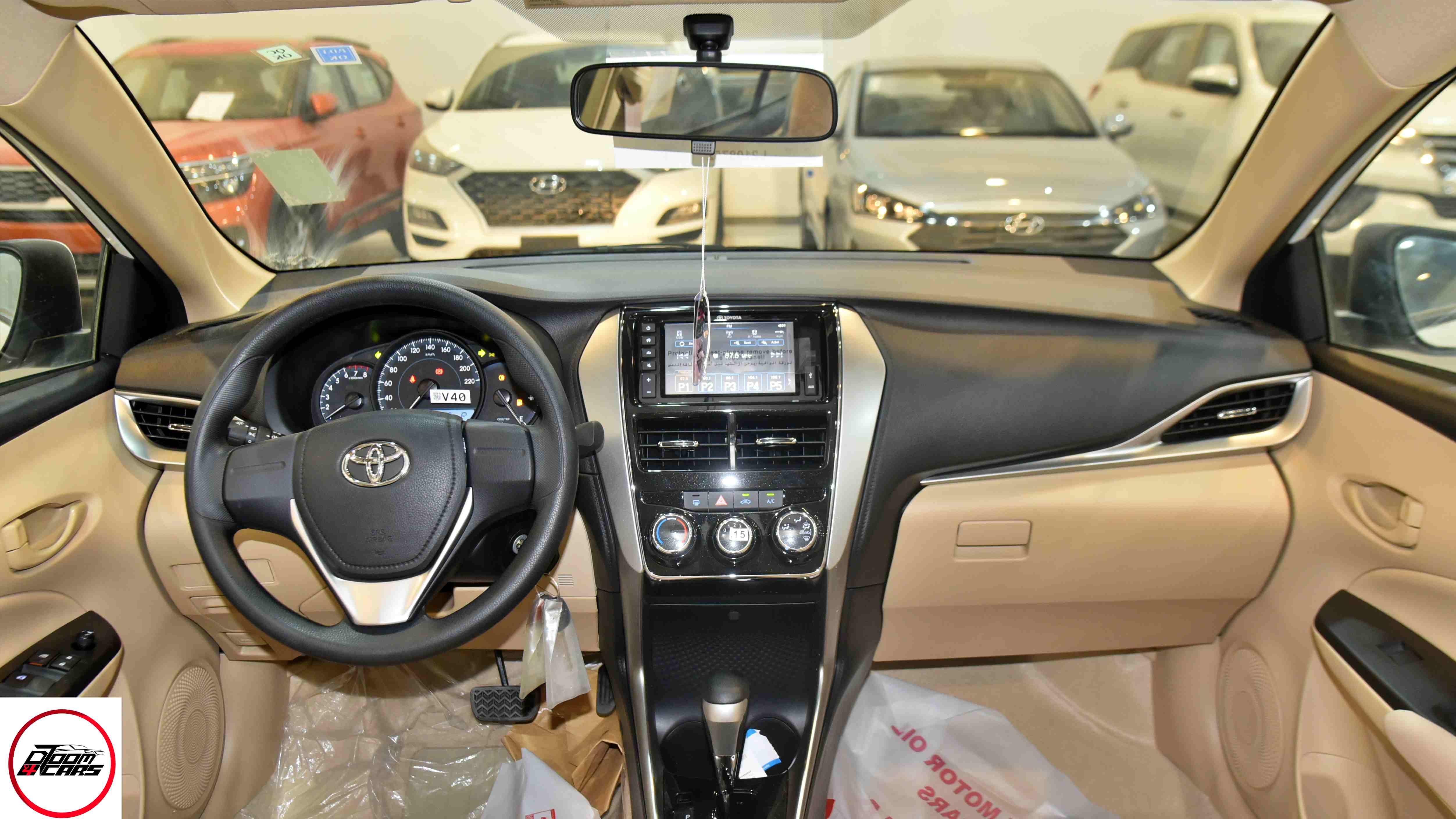 تويوتا يارس 2020 جنوط  Y PLUS  سعودي جديد  للبيع في الرياض - السعودية - صورة كبيرة - 10