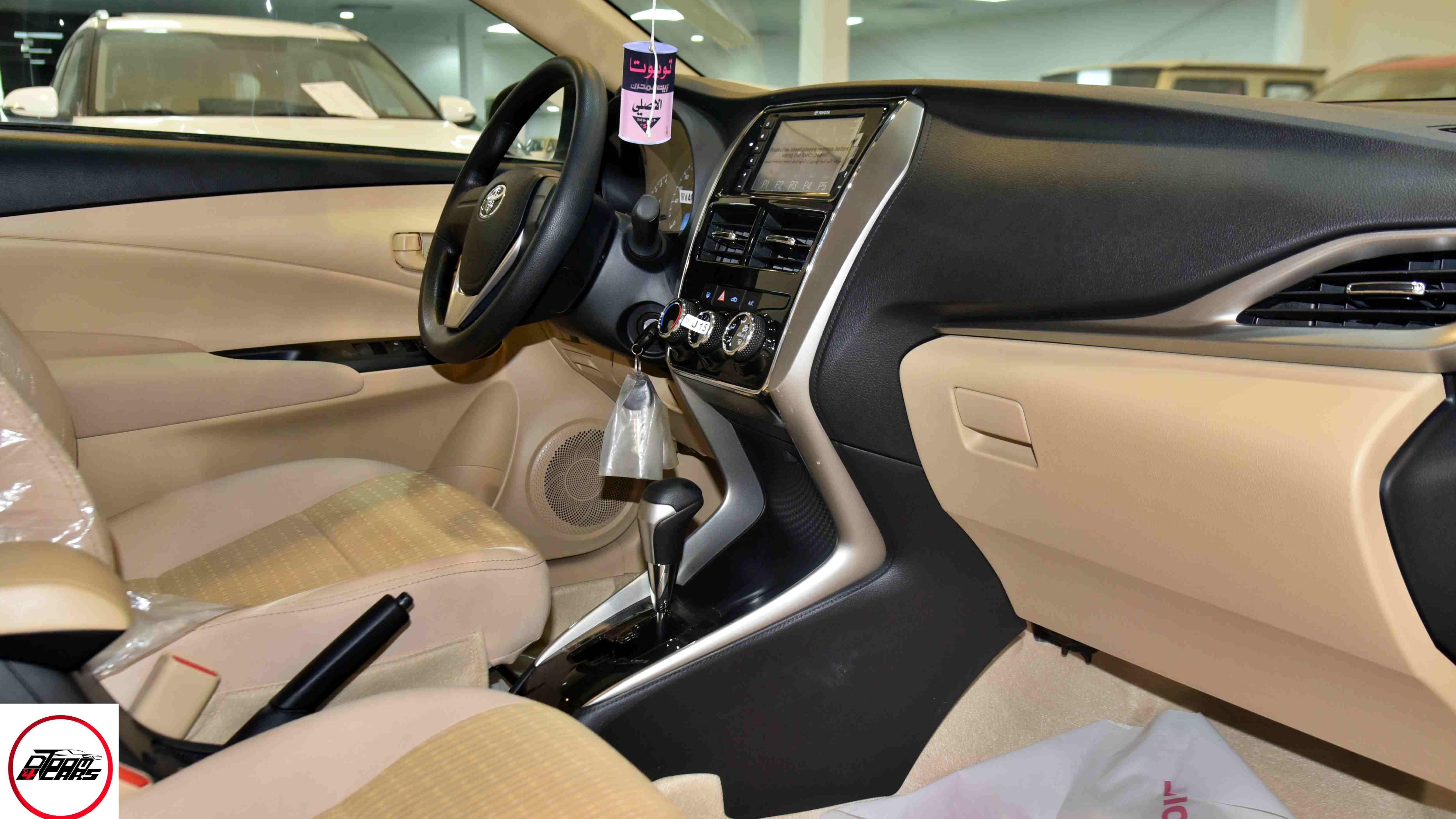 تويوتا يارس 2020 جنوط  Y PLUS  سعودي جديد  للبيع في الرياض - السعودية - صورة كبيرة - 6