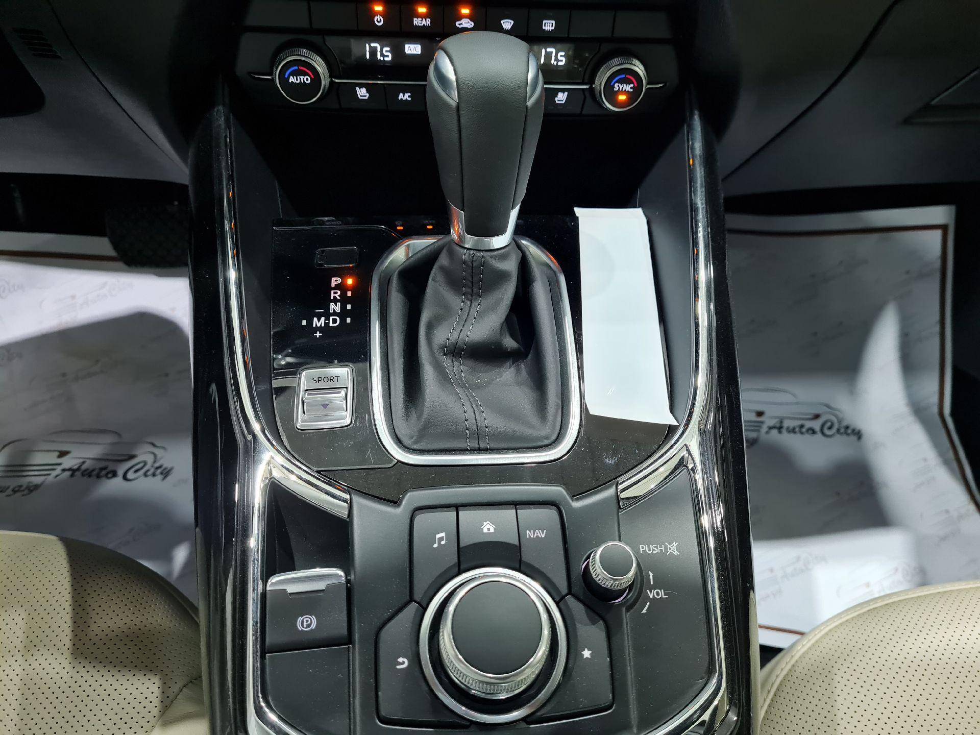مازدا CX9 فل 2020 دبل خليجي جديد للبيع في الرياض - السعودية - صورة كبيرة - 16