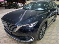 مازدا CX9 فل 2020 سجنتشر دبل خليجي جديد للبيع في الرياض - السعودية - صورة صغيرة - 4