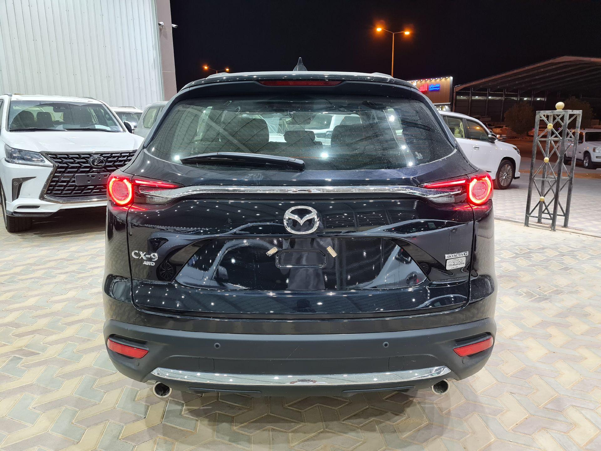 مازدا CX9 فل 2020 سجنتشر دبل خليجي جديد للبيع في الرياض - السعودية - صورة كبيرة - 3