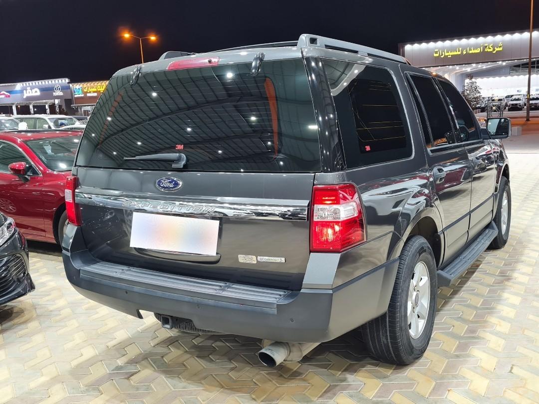 فورد اكسبدشن XL سعودي 2017 ستاندر  للبيع في الرياض - السعودية - صورة كبيرة - 6