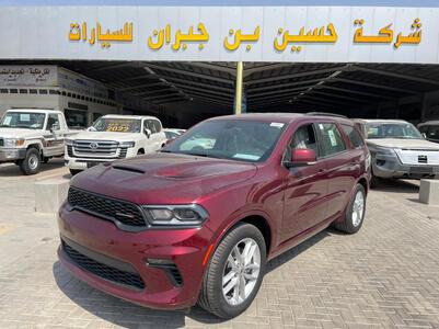 دودج درانقو 2021 GT سعودي جديد ضمان الوكيل