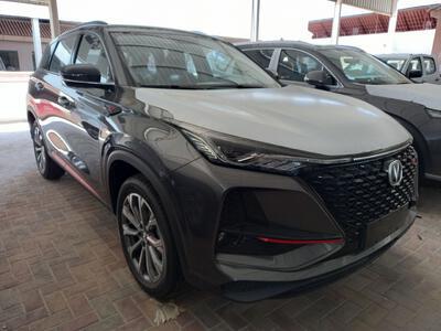 سيارة شانجان CS75 Plus Smart نص فل  2022 سعودي جديد للبيع