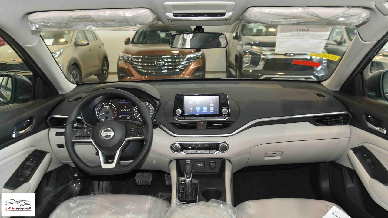 نيسان التيما 2021 استاندر S سعودي  جديد للبيع في الرياض - السعودية - صورة كبيرة - 6