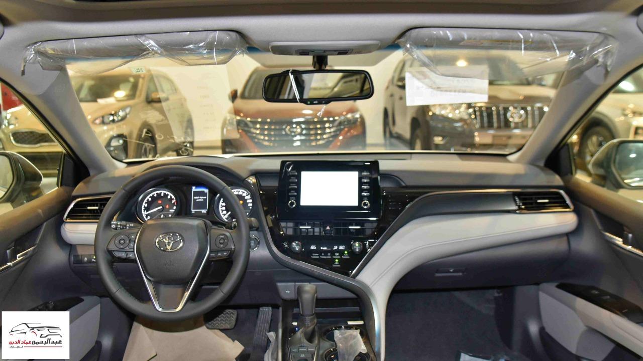 تويوتا كامري 2021 SE  (سلندر 4 ) سعودي جديد للبيع في الرياض - السعودية - صورة كبيرة - 9