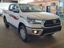 تويوتا هايلكس GLX.S 2021 فل بريمي للبيع في الرياض - السعودية - صورة صغيرة - 5