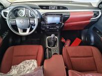 تويوتا هايلكس GLX.S 2021 فل بريمي للبيع في الرياض - السعودية - صورة صغيرة - 14