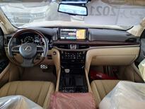 لكزس LX 2021 للبيع للبيع في الرياض - السعودية - صورة صغيرة - 15