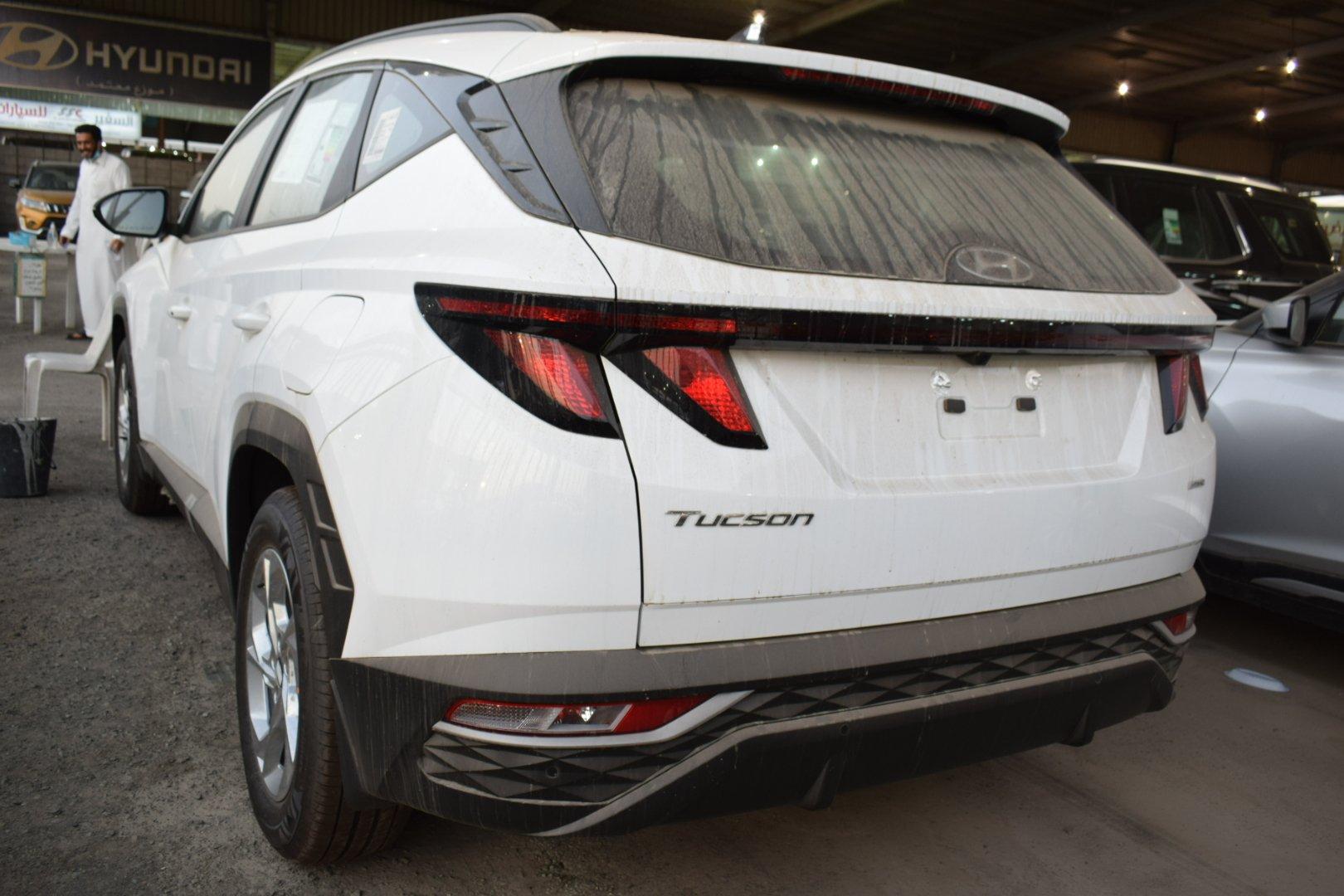 هونداي توسان Smart 2022 ستاندر دبل سعودي للبيع في جدة - السعودية - صورة كبيرة - 2