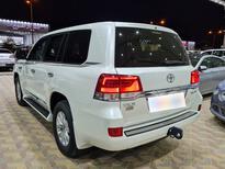 تويوتا لاندكروزر VXR خليجي 2021 فل للبيع في الرياض - السعودية - صورة صغيرة - 4