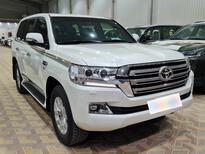 تويوتا لاندكروزر VXR خليجي 2021 فل للبيع في الرياض - السعودية - صورة صغيرة - 6