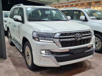تويوتا لاندكروزر GXR قراند تورنج 2021 فل سعودي للبيع في الرياض - السعودية - صورة صغيرة - 2