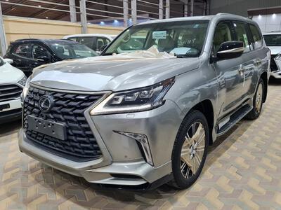 سيارة لكزس LX 570-S Sport فل 2021 دبل سعودي جديد للبيع