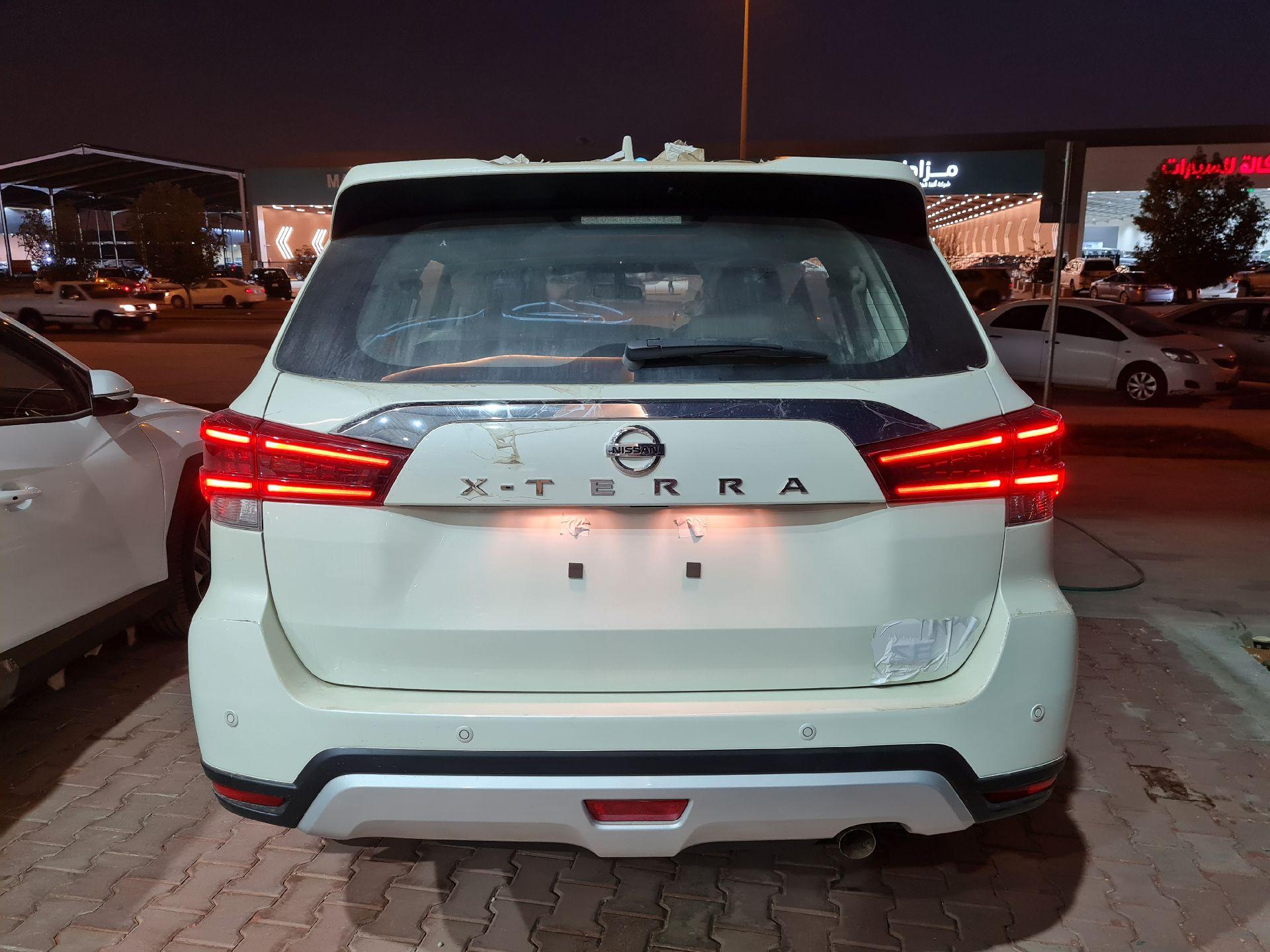 نيسان اكستيرا 2021 ستاندر سعودي جديد للبيع في الرياض - السعودية - صورة كبيرة - 2