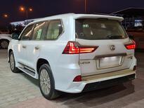 لكزس LX 570-S Sport فل 2021 دبل سعودي جديد للبيع في الرياض - السعودية - صورة صغيرة - 4
