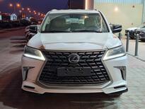 لكزس LX 570-S Sport فل 2021 دبل سعودي جديد للبيع في الرياض - السعودية - صورة صغيرة - 6