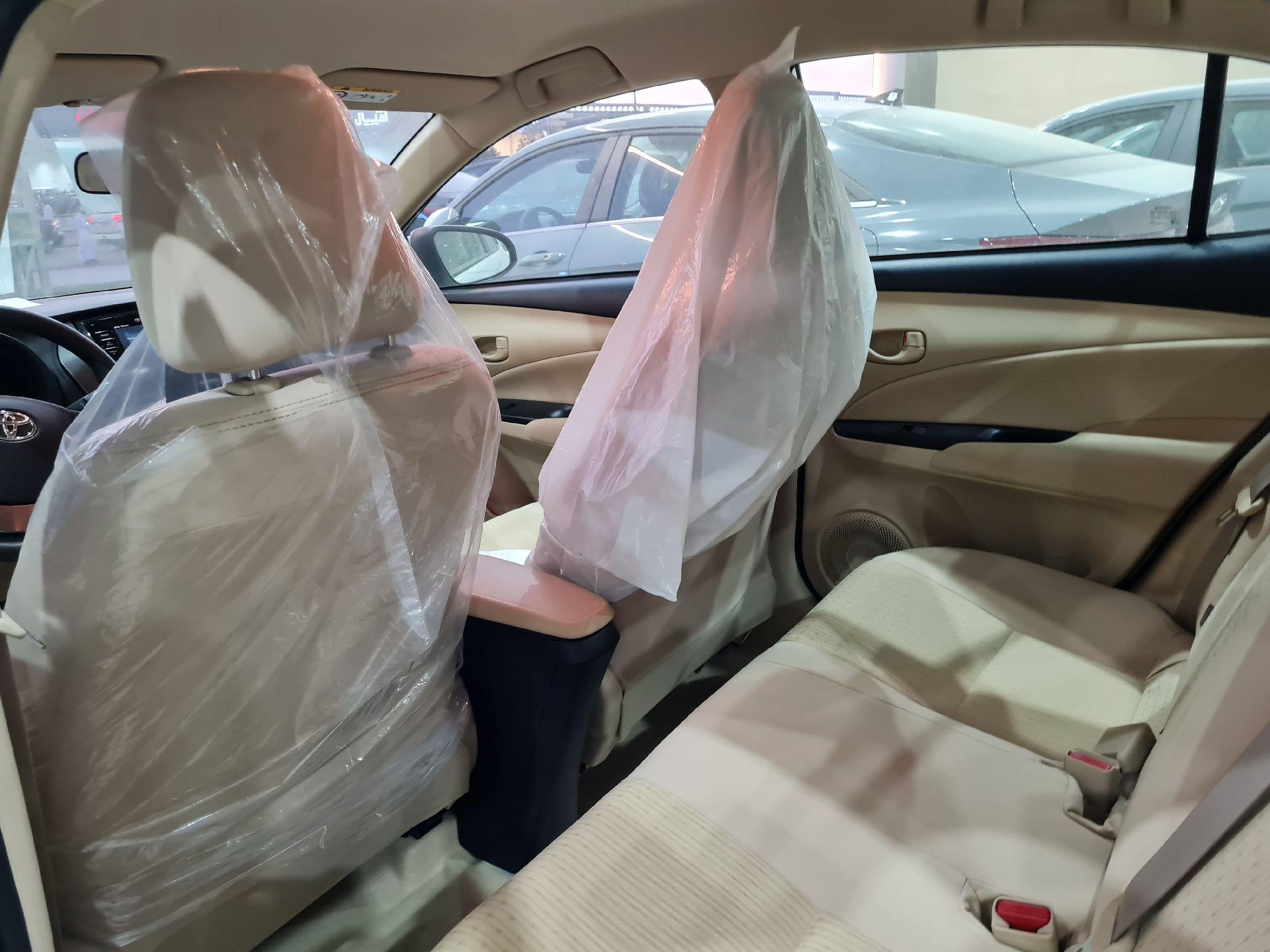 تويوتا يارس Y FLT 2021 ستاندر سعودي للبيع في الرياض - السعودية - صورة كبيرة - 10