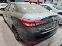 مباع - تويوتا يارس Y FLT 2021 ستاندر سعودي للبيع في الرياض - السعودية - صورة صغيرة - 1