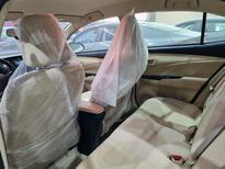 مباع - تويوتا يارس Y FLT 2021 ستاندر سعودي للبيع في الرياض - السعودية - صورة صغيرة - 10