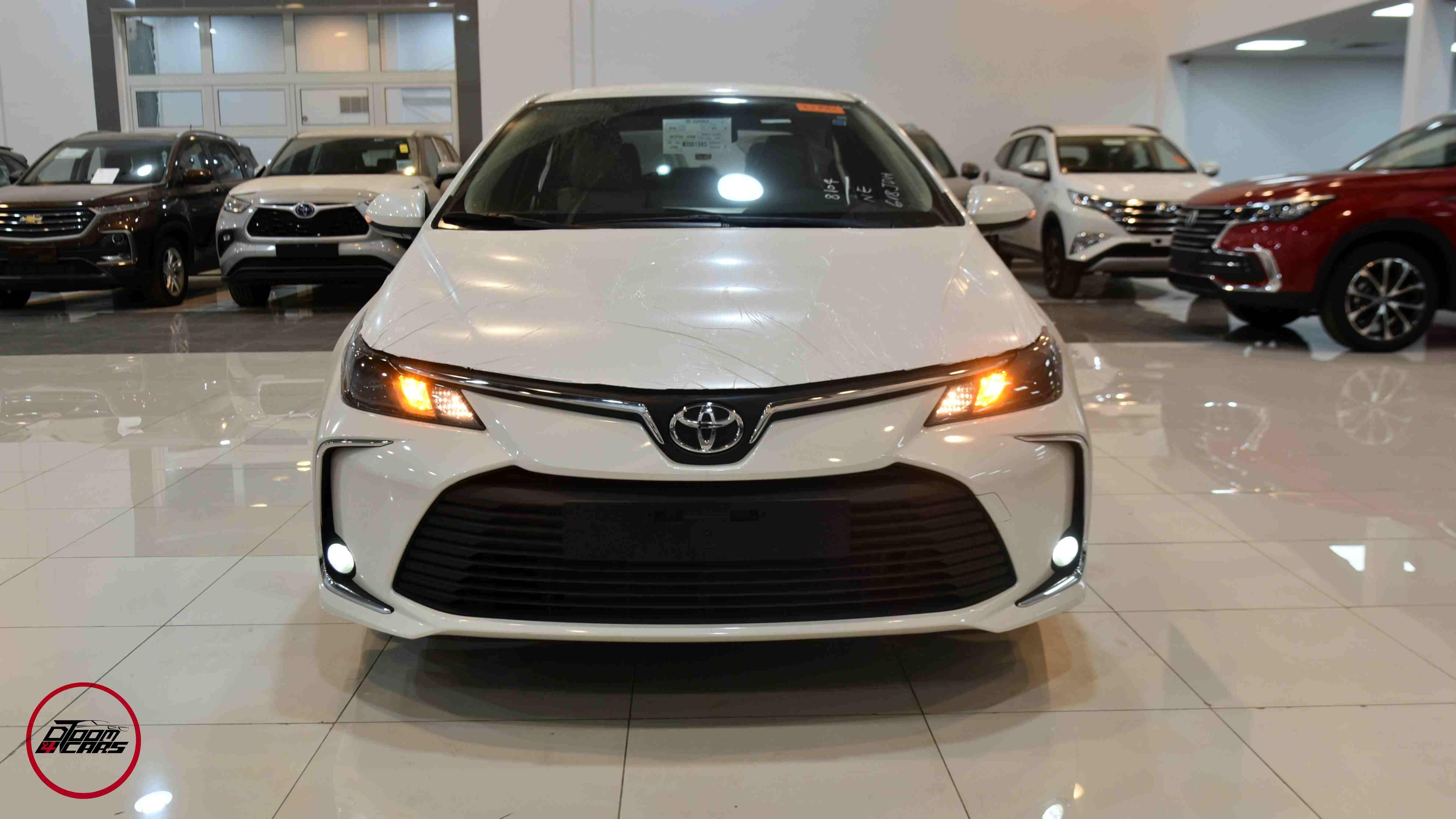 تويوتا كورولا 2021 ستاندر  XLi سعودي جديد للبيع في الرياض - السعودية - صورة كبيرة - 2