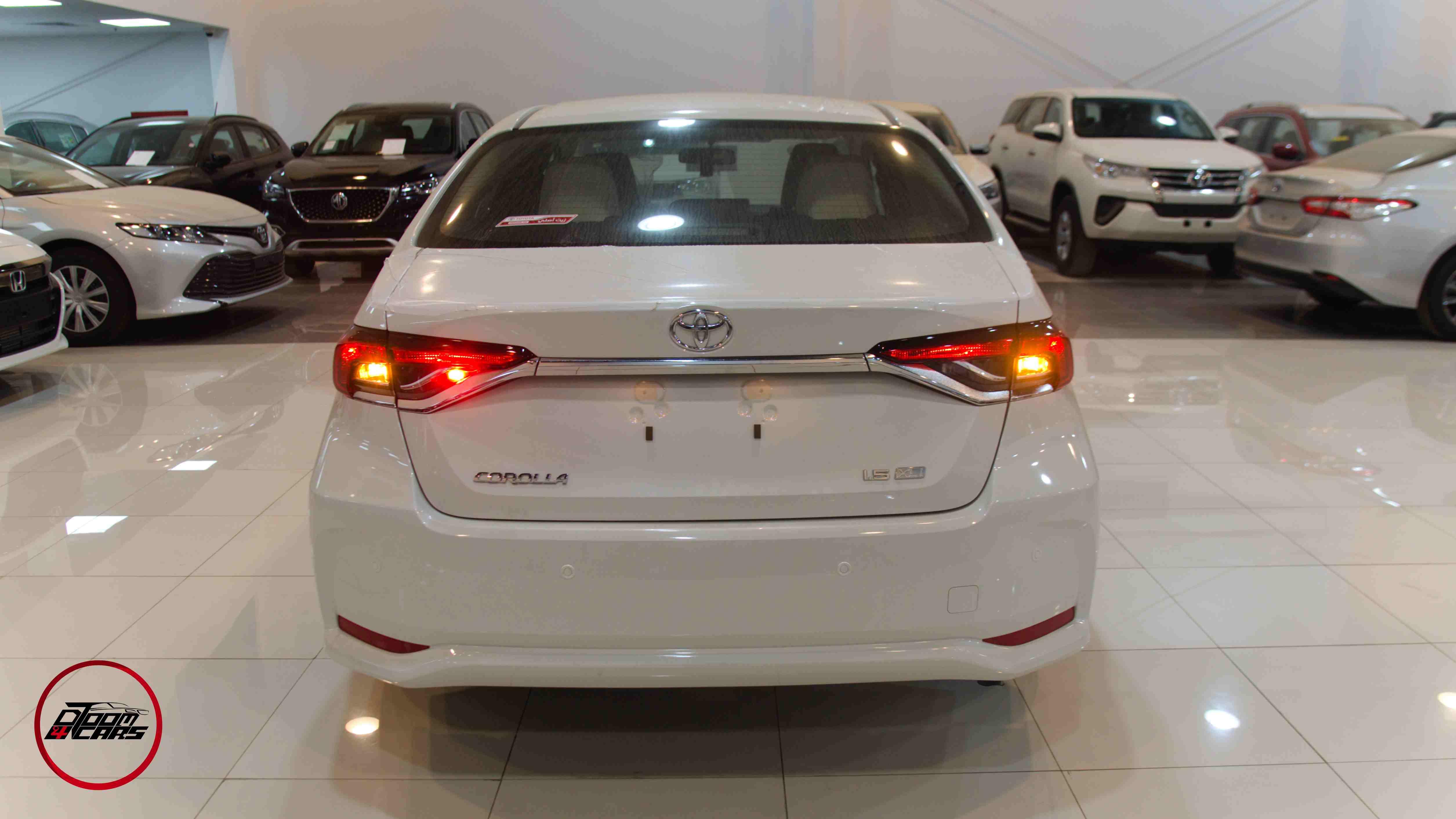 تويوتا كورولا 2021 ستاندر  XLi سعودي جديد للبيع في الرياض - السعودية - صورة كبيرة - 5
