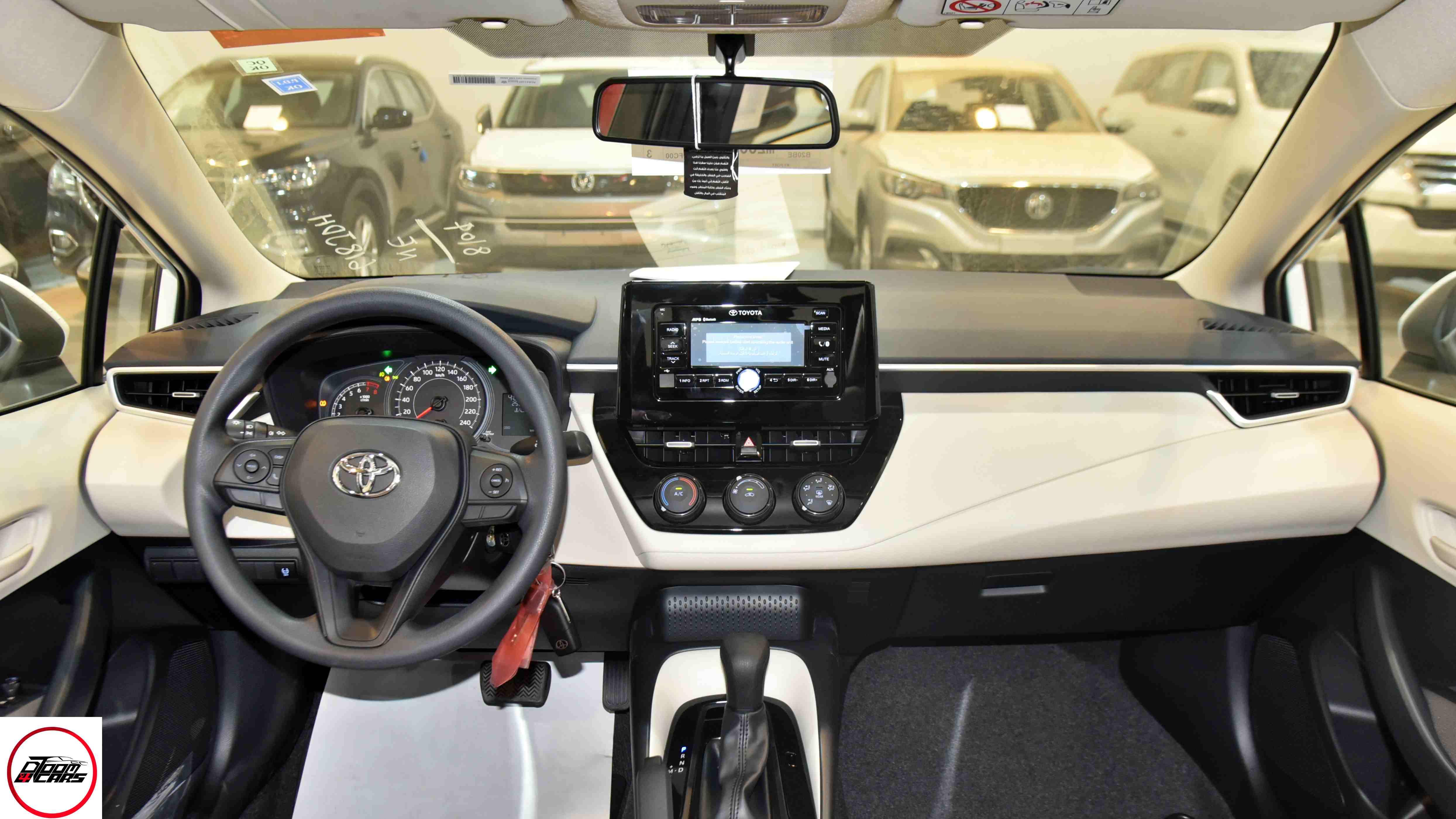 تويوتا كورولا 2021 ستاندر  XLi سعودي جديد للبيع في الرياض - السعودية - صورة كبيرة - 12