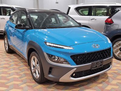 سيارة هونداي كونا كمفورت 2021 نص فل سعودي جديد للبيع