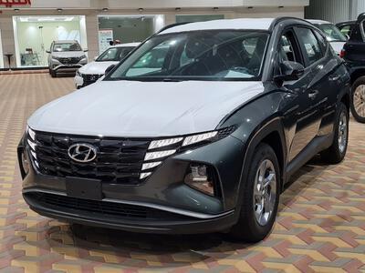 سيارة هونداي توسان Smart ستاندر 2022 سعودي جديد للبيع