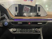 مباع - هونداي سوناتا Smart Plus نص فل 2021  سعودي جديد للبيع في جدة - السعودية - صورة صغيرة - 8