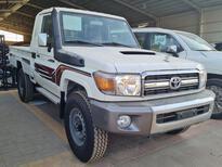 مباع - تويوتا شاص LX 2021 ستاندر بريمي للبيع في الرياض - السعودية - صورة صغيرة - 4