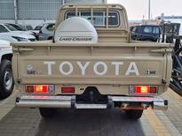 تويوتا شاص LX 2021 فل بريمي للبيع في الرياض - السعودية - صورة صغيرة - 8