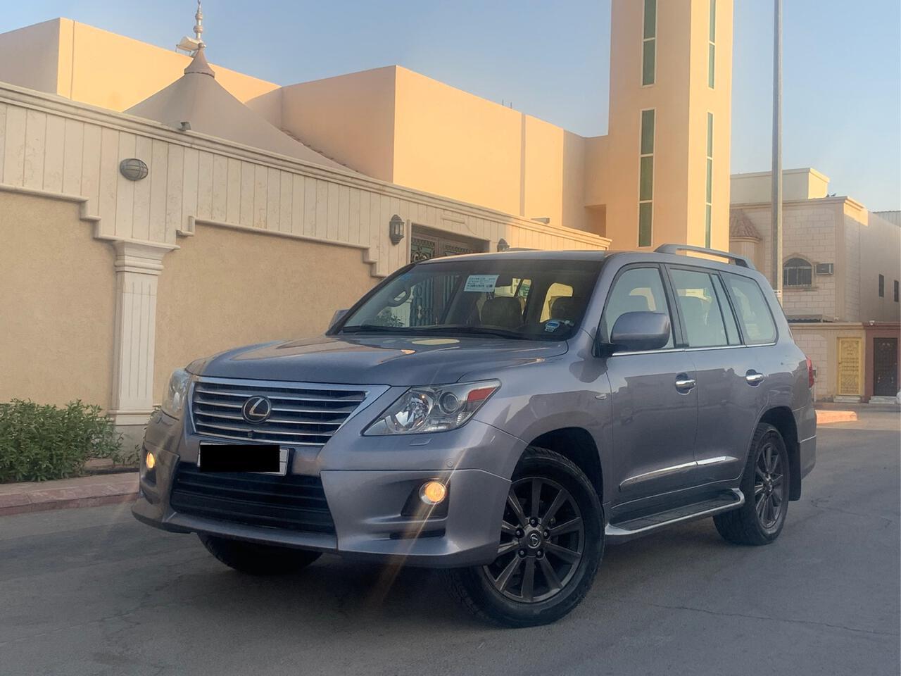 لكزس LX سعودي 2018 فل جديد | موقع سيارة