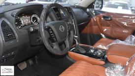 نيسان باترول 2021 V6  بلاتينيوم  SE  سعودي جديد  للبيع في الرياض - السعودية - صورة صغيرة - 9