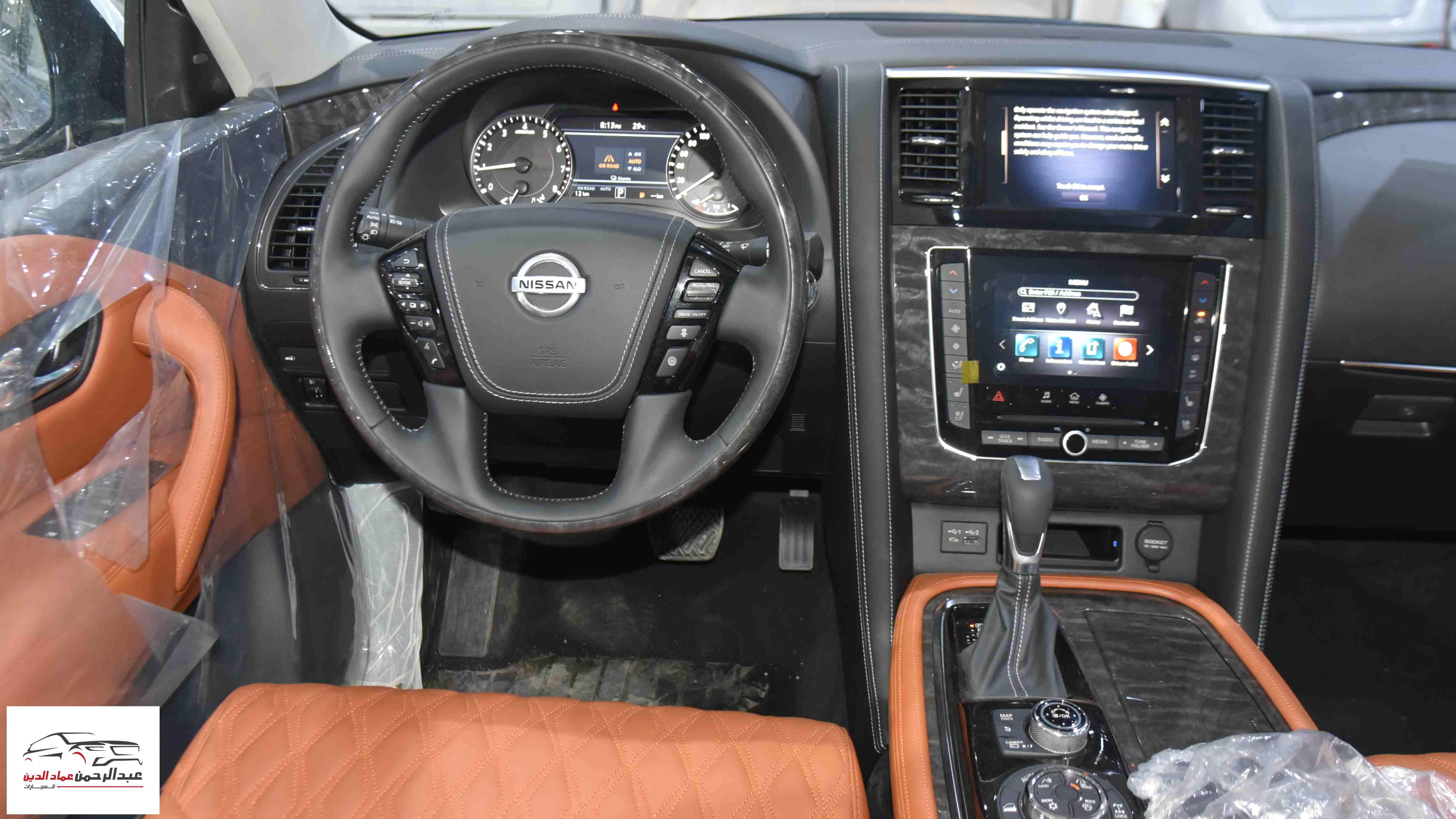 نيسان باترول 2021 V6  بلاتينيوم  SE  سعودي جديد  للبيع في الرياض - السعودية - صورة كبيرة - 8