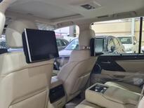 لكزس LX 570-S Sport خليجي 2021 فل للبيع في الرياض - السعودية - صورة صغيرة - 12