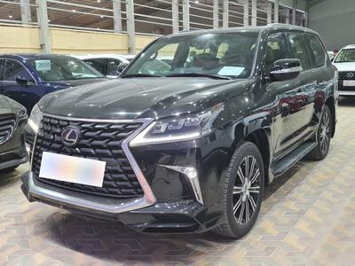 سيارة لكزس LX 570-S Sport سعودي 2021 فل  للبيع