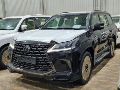 سيارة لكزس LX 570 Black Ed. 2021 فل خليجي للبيع