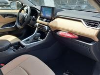 تويوتا راف فور 4WD XLE فل  2021 دبل سعودي جديد للبيع في الدمام - السعودية - صورة صغيرة - 10