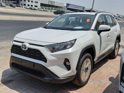 تويوتا راف فور 4WD XLE فل  2021 دبل سعودي جديد - الصورة الرئيسية