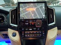 تويوتا لاندكروزر GXR قراند تورنق 2021 بريمي فل للبيع في الرياض - السعودية - صورة صغيرة - 15