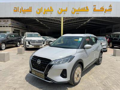 سيارة نيسان كيكس 2021 نص فل سعودي جديد للبيع