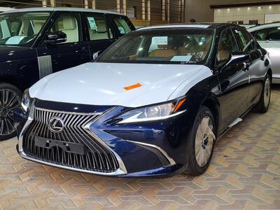 سيارة لكزس ES 250-AA Elegant ستاندر 2021 سعودي جديد للبيع