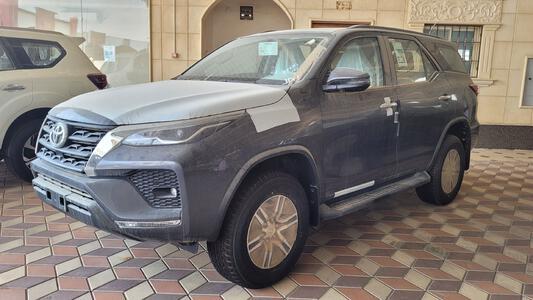 تويوتا فورتشنر VX1 ستاندر  2021 دبل سعودي جديد
